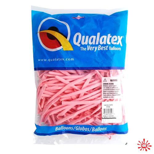 qualatex pink 260Q modelling balloons