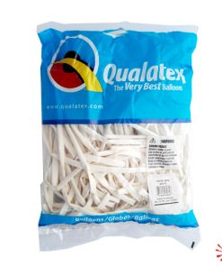 qualatex white 260Q modelling balloons